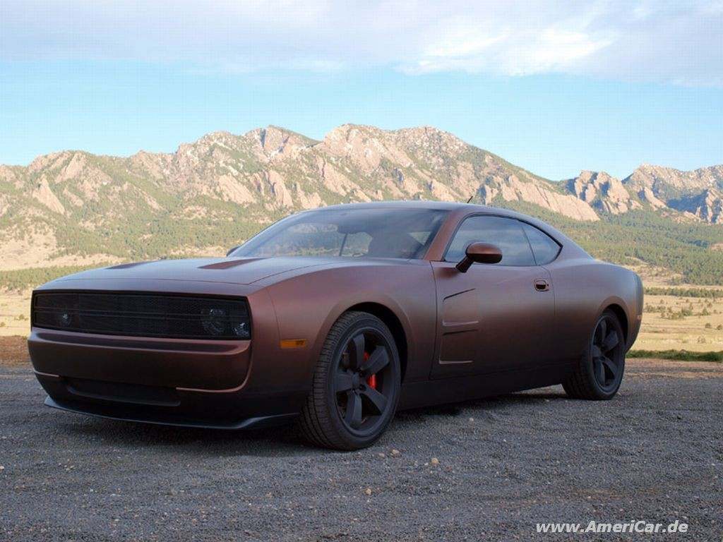 2016 Dodge Charger 2 Door >> Custom Dodge Charger by Doug Schramm | AmcarGuide.com - American muscle car guide